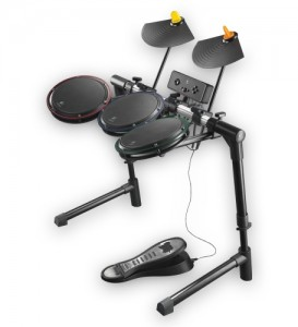 Wireless Drum Controller for PS3
