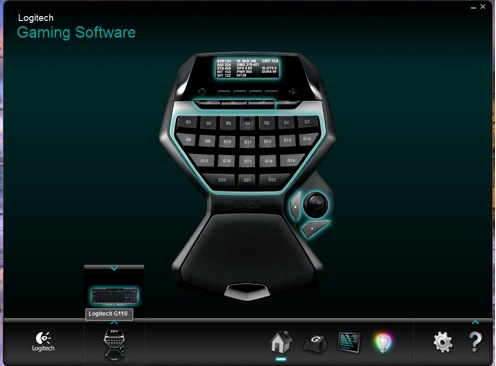 logitech g13 applets download