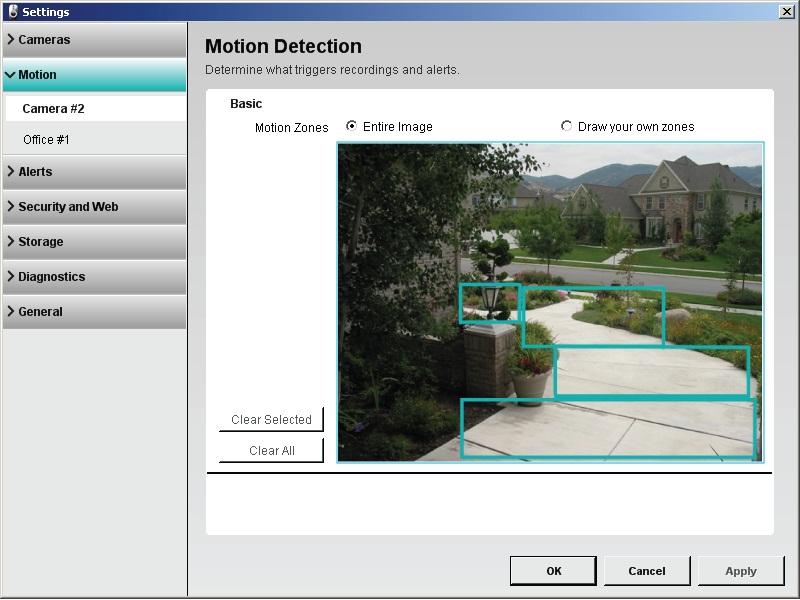 Improved Logitech Alert Motion Detection | logi BLOG