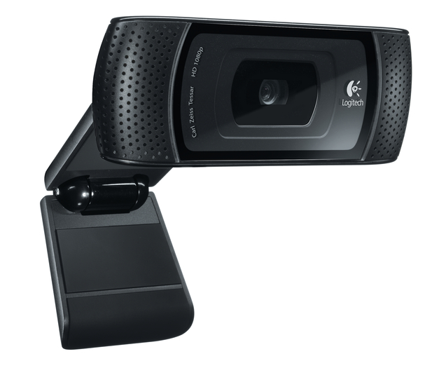 Logitech Hd Pro Webcam C910 Brings Hd Video Calling To Macs Logi