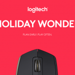 Logitech Holiday Wonder