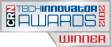 CRN Tech Innovator 2012 award logo