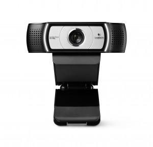 Logitech Webcam C930e - front