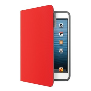 FabricSkin Folio in Mars Orange