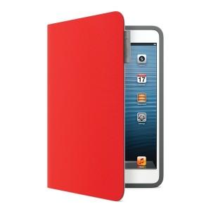 FabricSkin Folio in Mars Orange