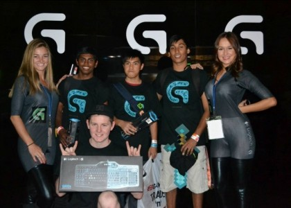 Logitech G at EB Games Expo