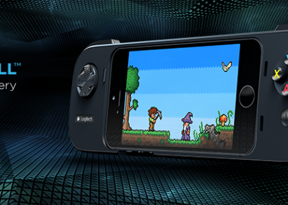 Logitech Unveils First-of-its-Kind Console on the Go – PowerShell Controller + Battery