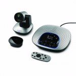 Logitech Delivers Breakthrough Solution for Meeting Room Group Video Conferencing