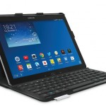 Live from Las Vegas, Logitech Announces Protective Case with Full-Size Keyboard for Samsung's Brand New Tablets