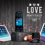 Chocolates? Flowers? Logitech! Enter the Love Practically Sweepstakes and Give the Gift They Really Want
