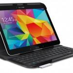 Logitech Announces New Keyboard Case for the Samsung Galaxy Tab 4 10.1