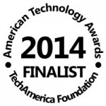 Logitech FabricSkin Keyboard Folio Named Finalist by the American Technology Awards