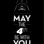 National Star Wars Day: May the Fourth Be With You