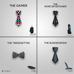"Father's Day ""Tie""-in with Logitech"