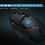Logitech G Unveils the World's Fastest Gaming Mouse
