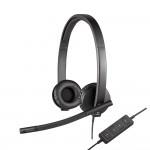 Introducing the New Logitech USB Headset H570e: Compatible, Comfortable, Convenient