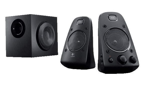 3 speakers logitech