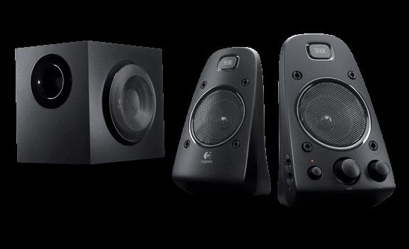 3 speakers logitech