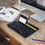 Introducing the First Keyboard Designed For Your Computer, Smartphone and Tablet