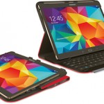 Logitech Adds Color to Samsung Keyboard Case