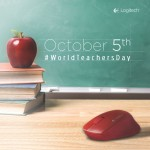 Celebrate World Teacher's Day with Logitech
