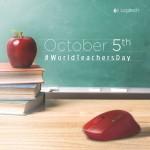 Celebrate World Teacher's Day with Logitech