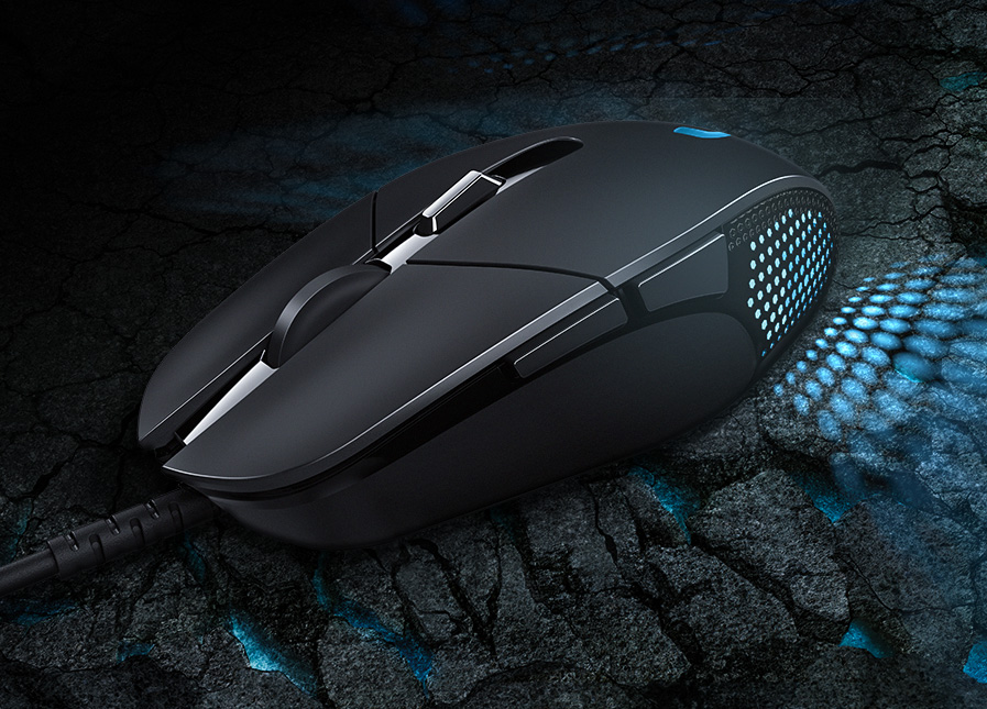 f0353c8e9a8 Calling all MOBA players: Today we introduced the Logitech G302 Daedalus  Prime MOBA Gaming Mouse. This new comfortable, compact and durable mouse  was ...