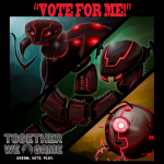 Together We Game: Vote for our Boss