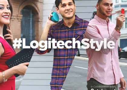 #LogitechStyle at #CES2015