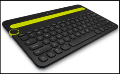 in news keyboard