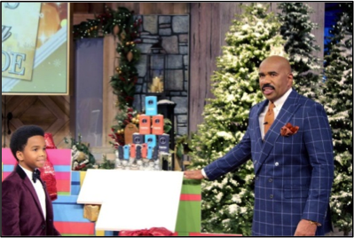 in news steve harvey