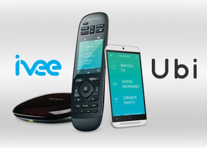 Harmony Integrates With Ubi And Ivee