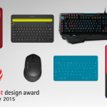 Six Logitech Products Recognized with a Red Dot 2015 Product Design Award