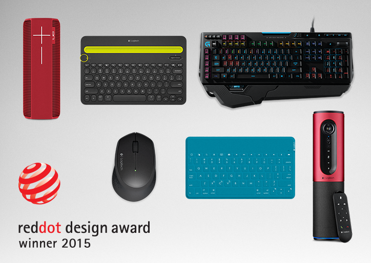 logitech products win red dot 2015 product design awardblog prod. Black Bedroom Furniture Sets. Home Design Ideas
