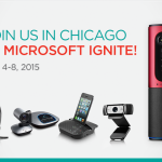 Logitech at Microsoft Ignite: Designed for the Anywhere Workplace