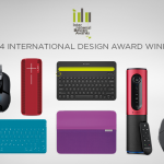 Seven Logitech Products Recognized with International Design Awards
