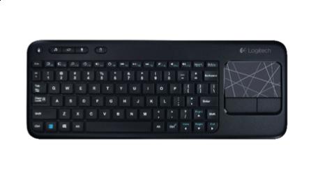 Logitech Illuminated Living Room Wireless Keyboard Review