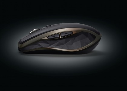 Make Things Happen Anywhere with Logitech's Most Advanced Portable Mouse