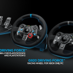 Introducing the Logitech G Driving Force Racing Wheels