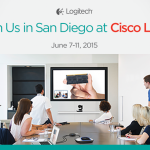Logitech at Cisco Live San Diego