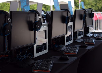 Logitech G at The International