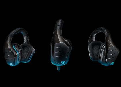 Logitech G Unveils Gaming Headphones for Serious Gamers
