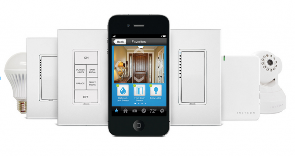 insteon devices harmony