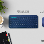Free Yourself from Your Desk with Logitech's New Bluetooth Keyboard and Mouse