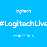 #LogitechLive with Comedian Ben Gleib at #CES2016