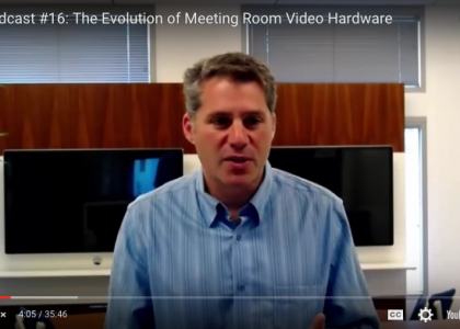 Evolution of the Meeting Room with Scott Wharton, GM of the Video Collaboration Group