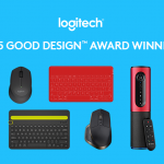 Five Logitech Products Honored with 2015 GOOD DESIGN Awards
