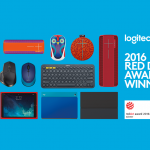 Logitech Sets Company Record With Nine Red Dot 2016 Product Design Awards