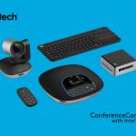 Bundle Up: Introducing Logitech® ConferenceCam Kit