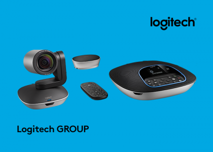 Five Reasons to Choose Logitech GROUP for Your Meeting Rooms